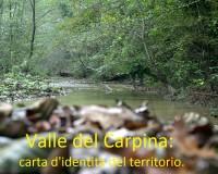Valle del Carpina: Carta d'identità del territorio