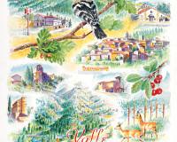 Poster Valle del Carpina